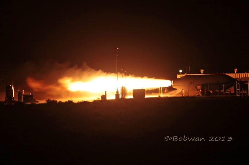 Virgin Galactic Nearing First Rocket-Powered Test Flight