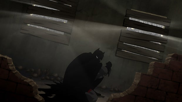 Batman: Year One First Images
