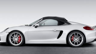 2016 Porsche Boxster Spyder: This Is It