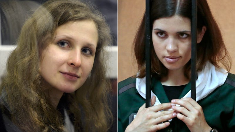 Pussy Riot Members Probably Won't Be Freed With Russian Amnesty Bill