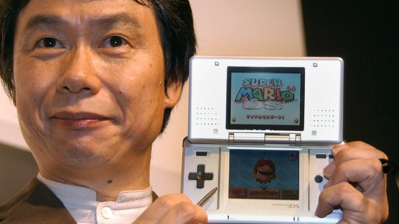 No Sales Projections From Nintendo Hint at the DS Going Into Sunset