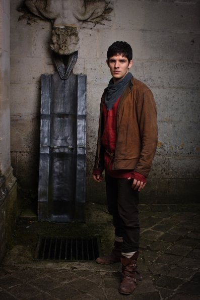 Merlin Promo Photos