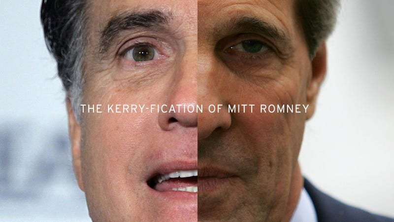 Yes, Mitt Romney Is Getting a Raw Deal From the Press