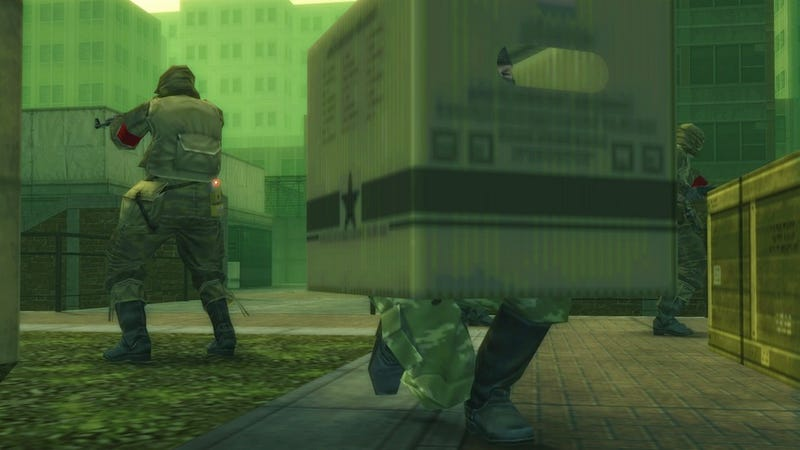 One of Metal Gear Solid's Most Iconic Tropes Was Almost Axed