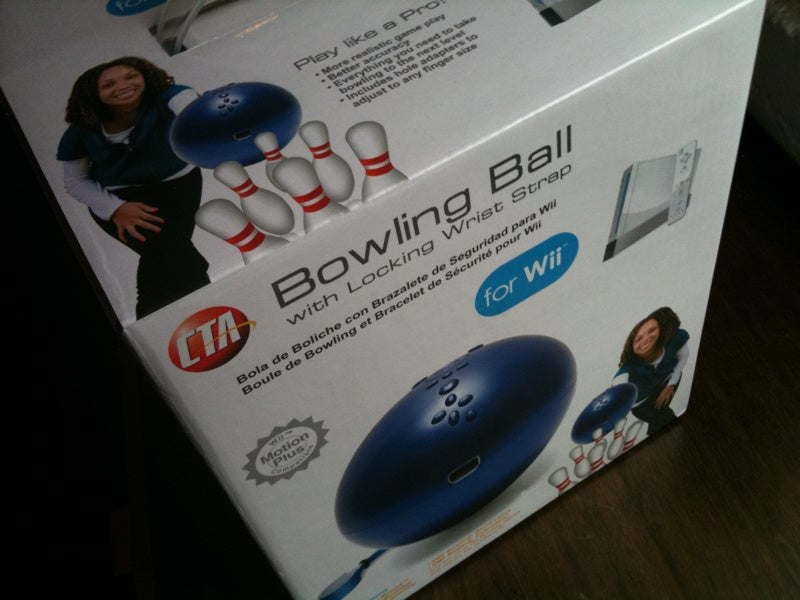 They Made The Wii Bowling Ball, And They're Not Done Yet