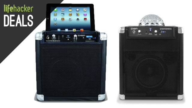 Party-Approved Bluetooth Speakers, Sony RX100 II, Apple TV [Deals]