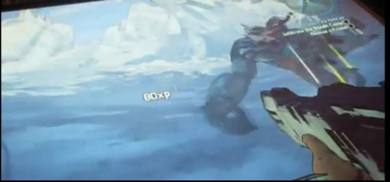 Pants Cam Reveals Borderlands 2 Gameplay in Action