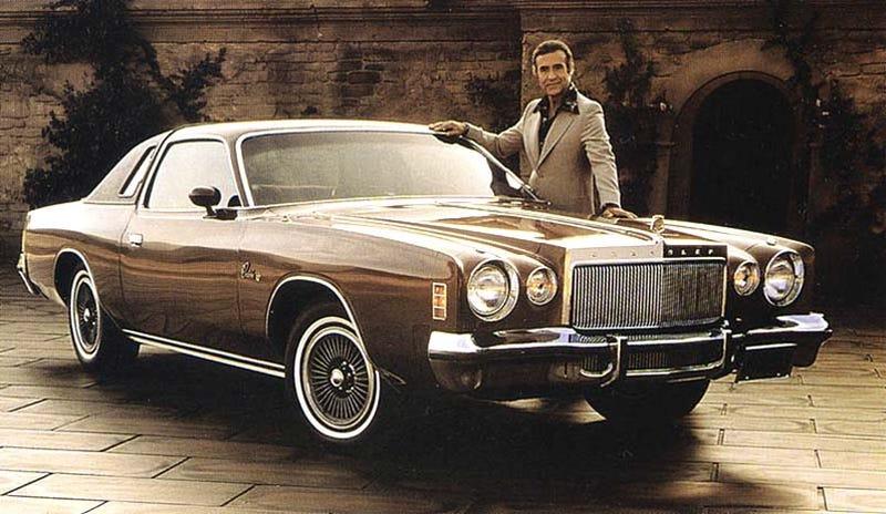 Ricardo Montalban, Chrysler Cordoba Spokesman, Dead At 88