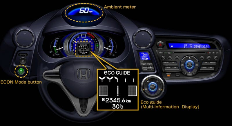 Top Ten Tech-Heavy Car Dashboards