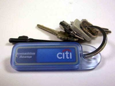 Citibank Releases RFID Credit Cards