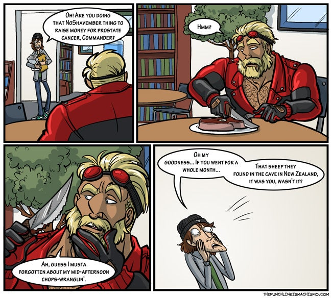 Sunday Comics: Assassin's Critters