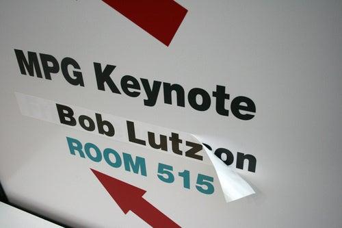 LA Auto Show: With Fritz Gone, It's Bob's World Now