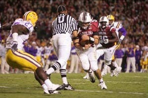 So What's The Deal With That Tacklin' SEC Ref?