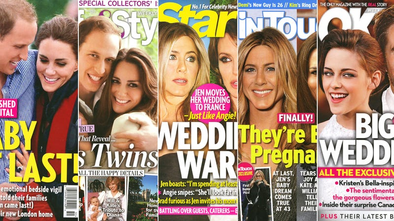 This Week in Tabloids: Kim Kardashian Got a Vampire Facelift