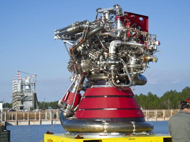 NASA is testing the rocket engines that will take us back to the Moon (and beyond)
