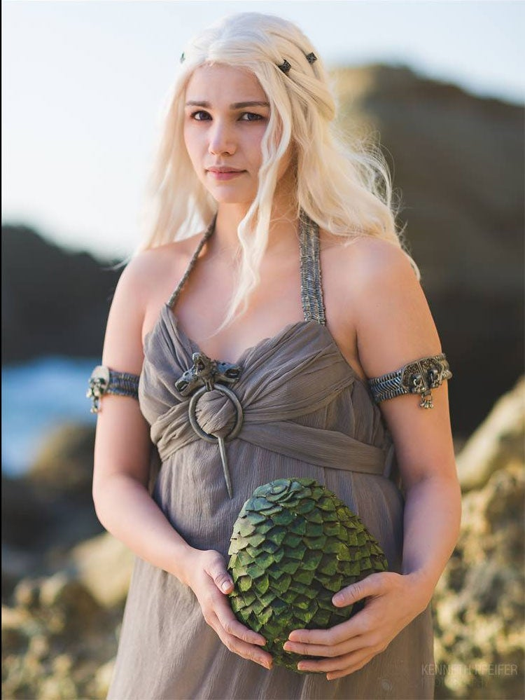 These Are Two Of The Best Game Of Thrones Cosplayers. It Is Known.