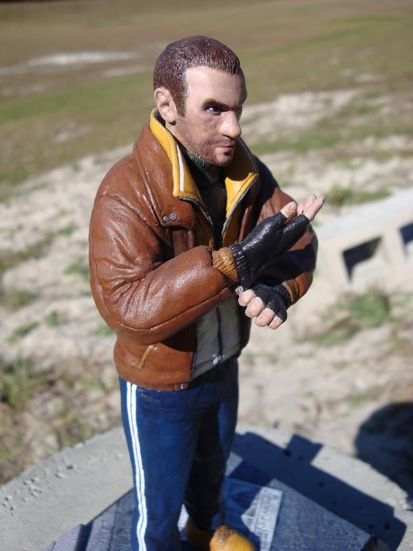 no gta iv figures  make your own