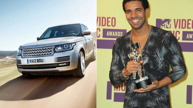 Ex-Degrassi Star Drake's Land Rover May Have Been Destroyed In A Fire