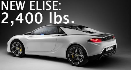 Lotus Wants To Build Fatter Cars