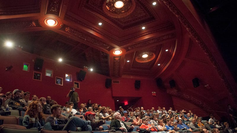 Thanks For Making The Jalopnik Film Festival A Success