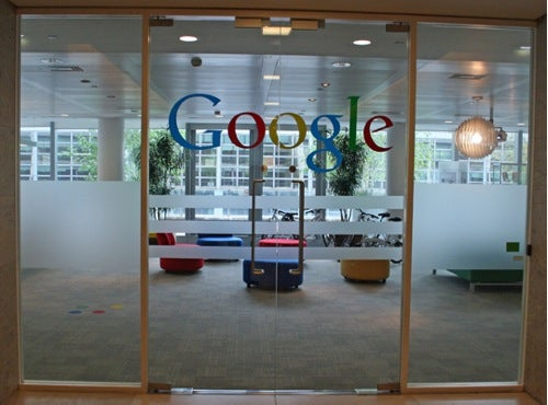 Google's New London Offices: Er, Larry, Sergei, a Word in your Ears
