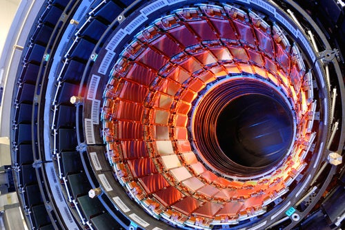Large Hadron Collider for Dummies