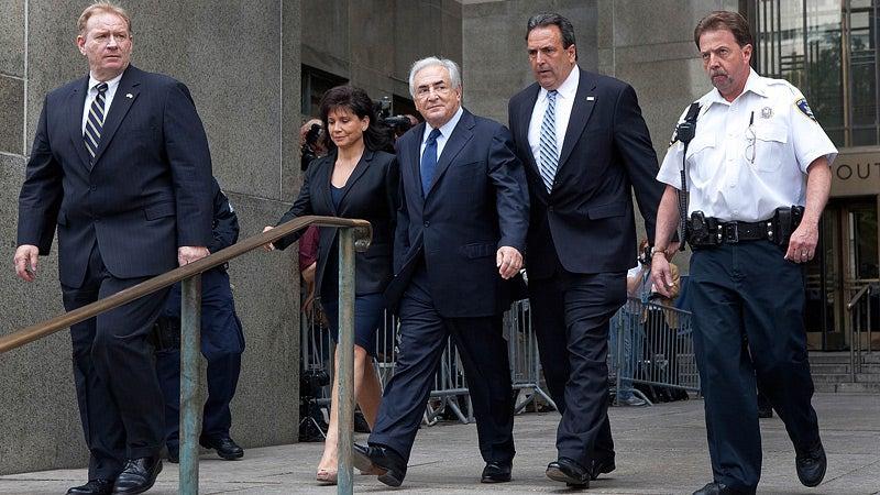 Dominique Strauss-Kahn Case Close to Collapse