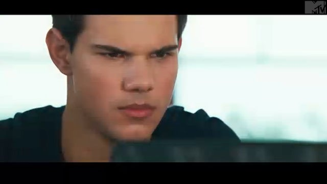 Taylor Lautner's Furrowed Brow Stars In Abduction