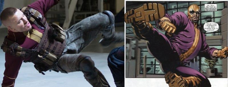 The Captain America 2 Directors Explain How To Make Steve Rogers Dark