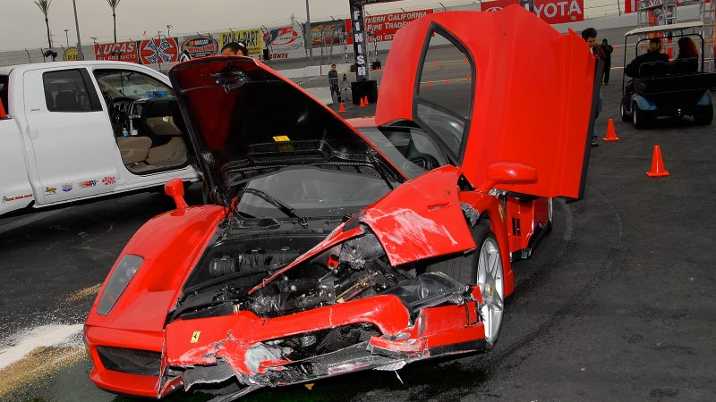How A Ferrari Dealer Scared A Small Canadian Blog Into Submission