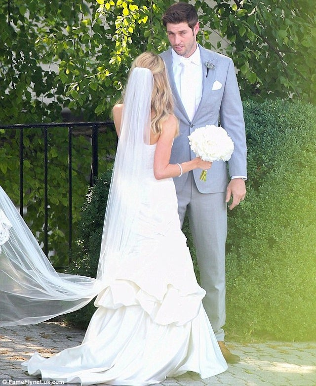 Jay Cutler Wedding Photos!