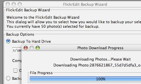 FlickerEdit Backs Up Your Photos