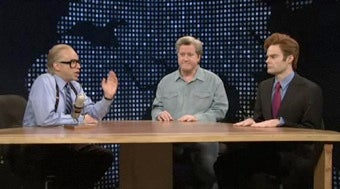 "SNL: Leno, Conan, And ""James Cameron's Laser Cats 5"""