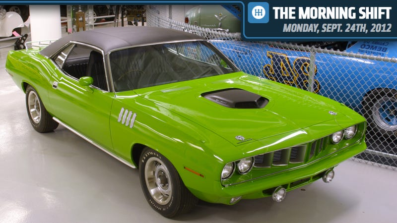 Chrysler Zeroes In On 2015 SRT Barracuda, Maserati Goes Topless, And Fiat Eyes Exporting More From Italy