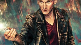 The Ninth Doctor, Rose And Captain Jack Return In New <i>Doctor Who</i> Comic