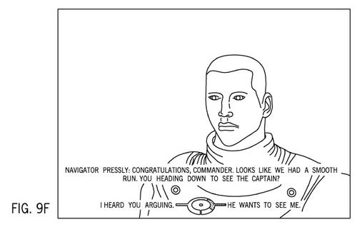 Apple Patent Turns Your Games Into Comic Books