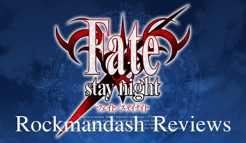Rockmandash Reviews: Fate/Stay Night [Visual Novel]