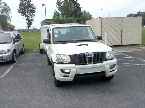 Mahindra Scorpio Shows Off Its Tennessee Two-Step