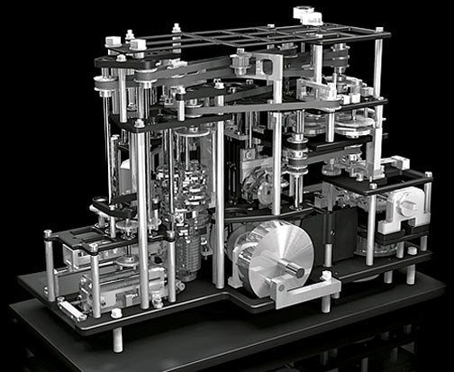 Jaquet Droz Time-Writing Machine: Elegant in Still Life, Clumsy on Video