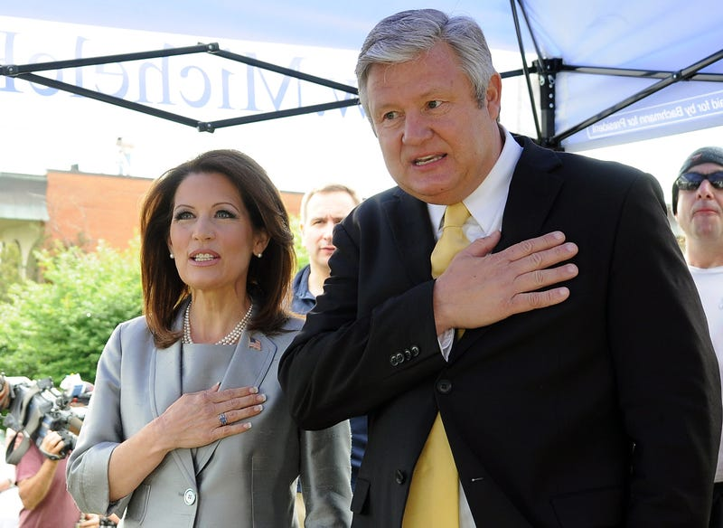 Michele Bachmann, Submissive Wife