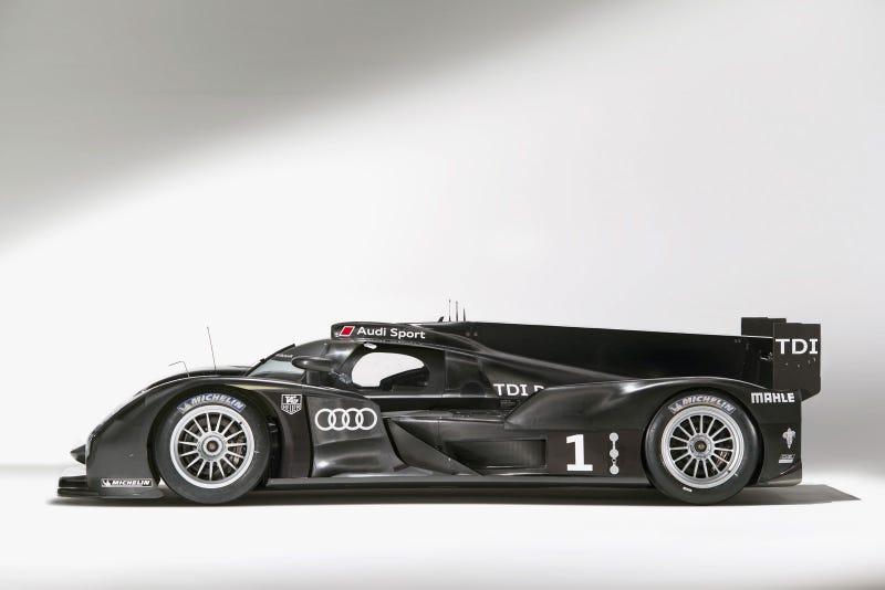 Audi R18 Prototype