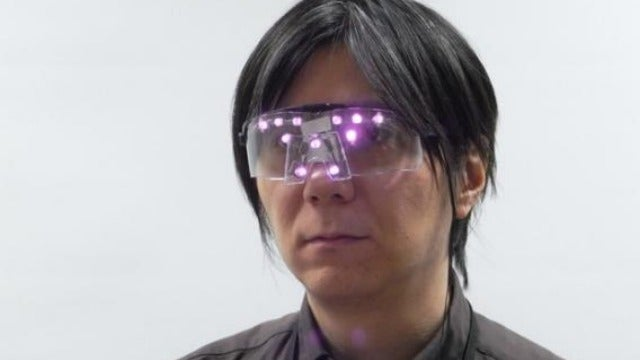 Could You Ever Be So Paranoid About Privacy That You'd Wear These Goofy Glasses?