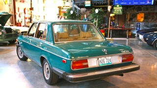 Jackie O's Favorite Car - '74 BMW 3.0s