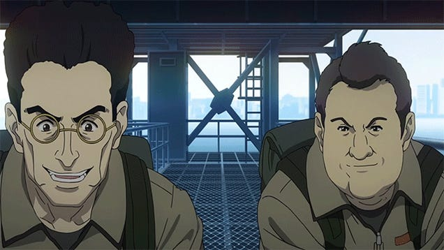 New Anime Casts the Ghostbusters as Penguin-Hunting Kidnappers