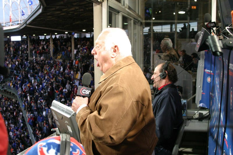Wrigley Field Is Looking For A New PA Announcer, Inquire Within