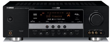 Yamaha's 63 Series Home Theater Receivers iPod- and Bluetooth-Compatible