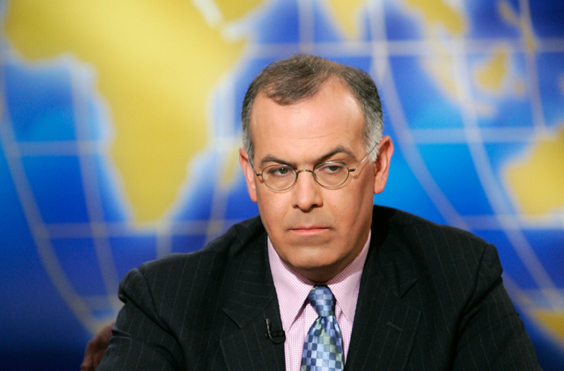 David Brooks Gets Accurately Insulted In His Own Paper's Op-Ed Section