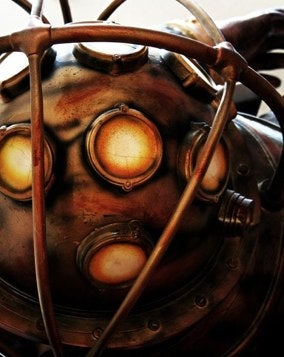 Bioshock 2 Lets You View Steampunk Undersea World From Big Daddy's Eyes