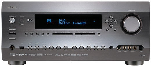 Onkyo DTX-8.8, The Receiver With Everything