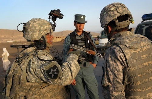 Afghanistan Military Translators Were Just Making Things Up